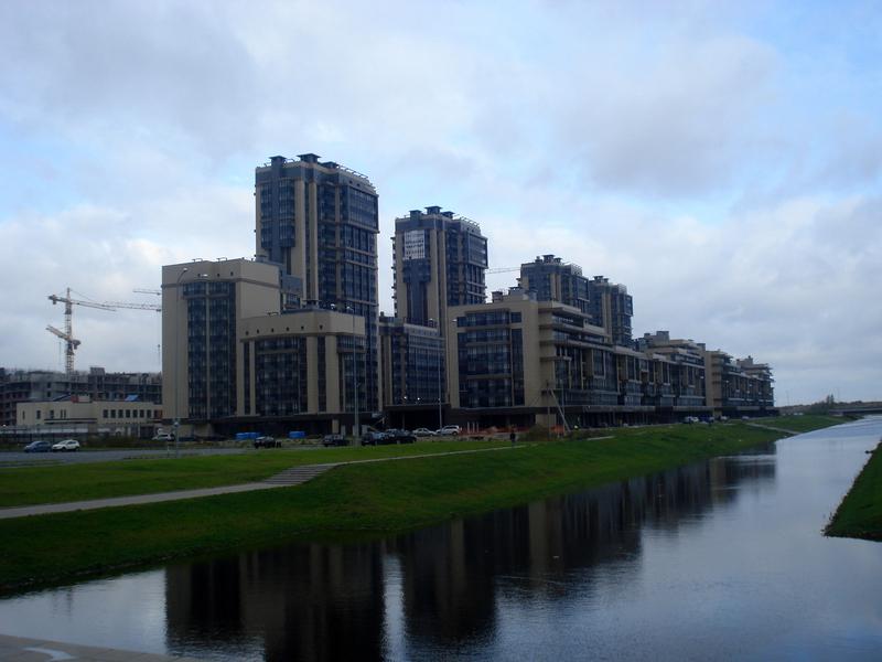 Продажа помещения в балтийской жемчужине