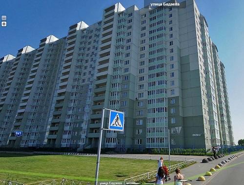 121 серия - типы домов СПб
