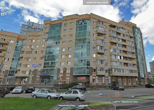 Кирпичный дом в Санкт-Петербурге