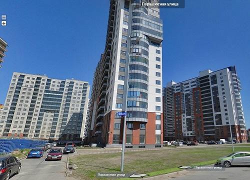 Кирпично-монолитный - типы домов в СПб