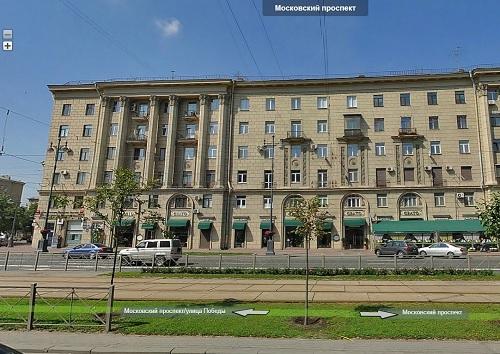 Сталинка - типы домов в СПб