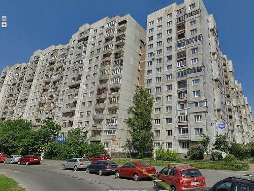 Типы домов СПб - 137 серия