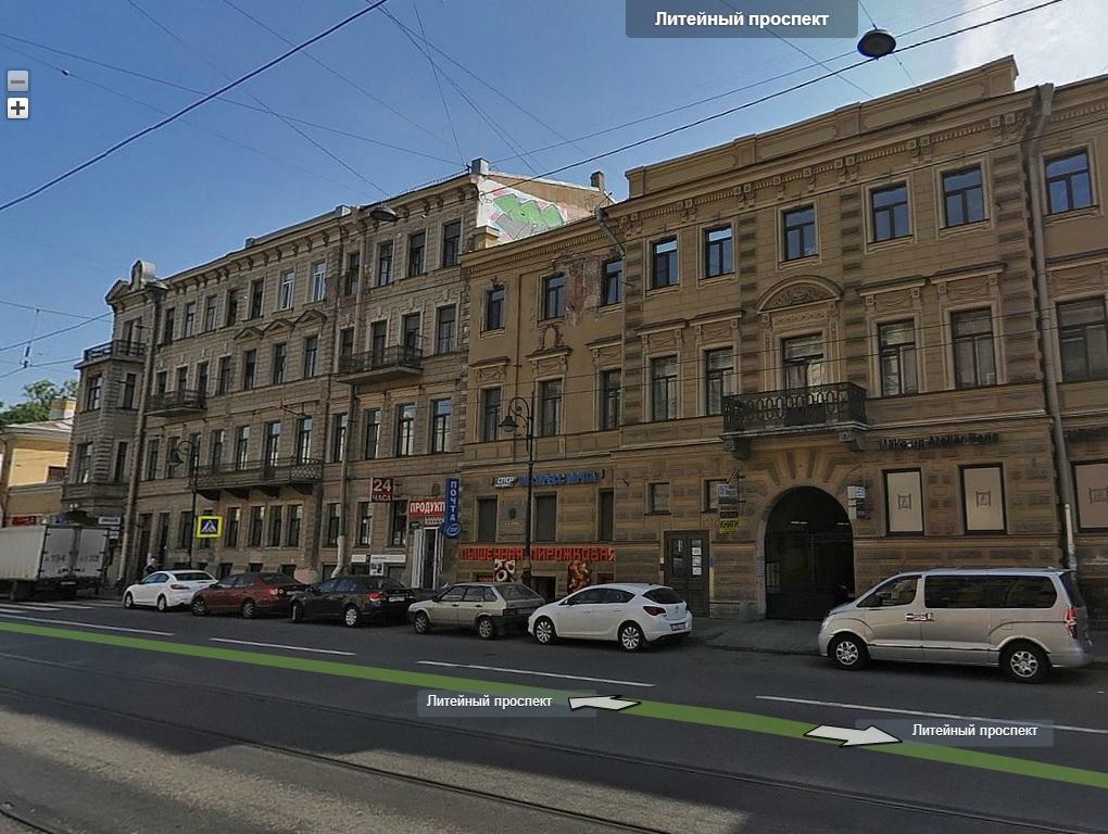 Старый фонд - типы домов в СПб