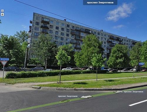 Типы домов в СПб - 606 серия